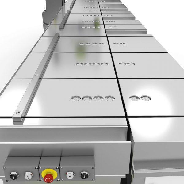 Ленточнопильный станок МСК-2000-NH (роликовый стол)