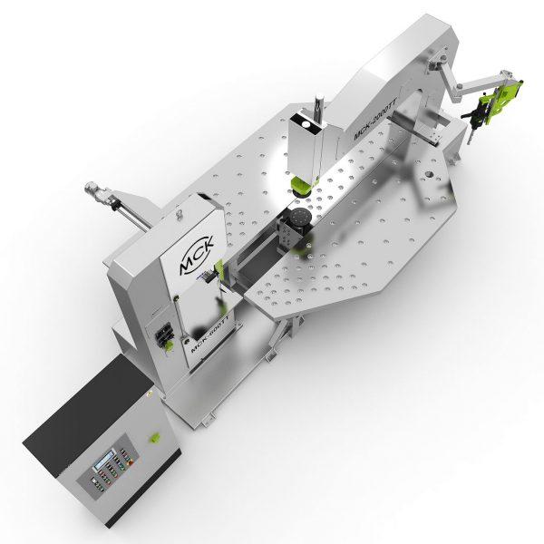 Ленточнопильный станок МСК-600-2500ТТ