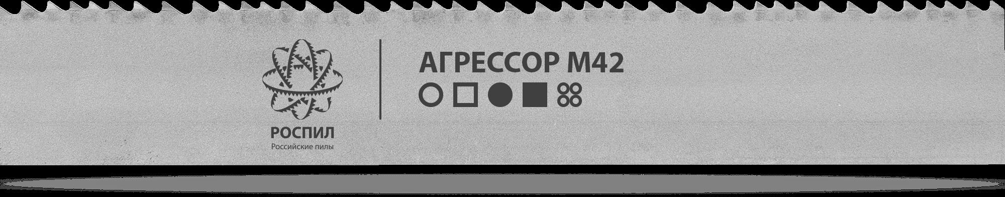 РОСПИЛ АГРЕССОР М42