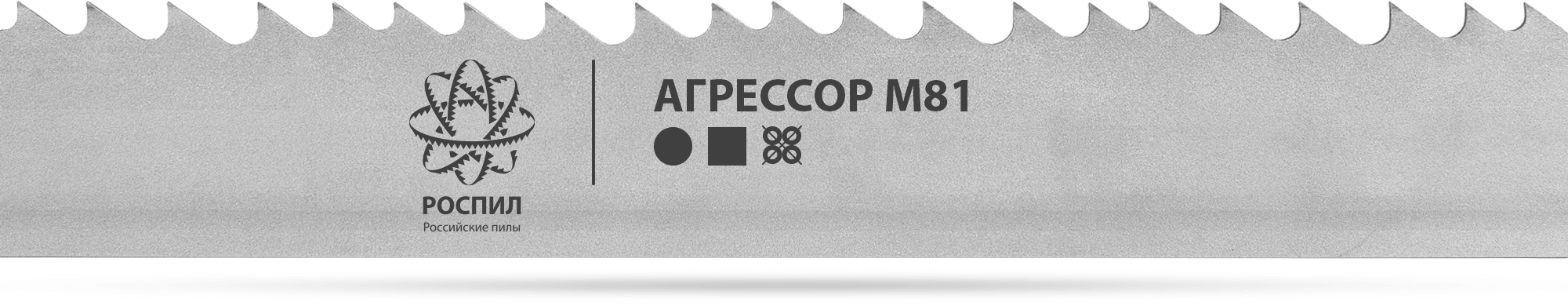 РОСПИЛ АГРЕССОР М81